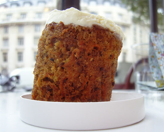 Paris's Rose Bakery is famous for its carrot cake. And it's even better made at home.