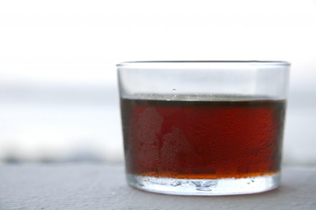 Maple syrup, favorite natural sugar.